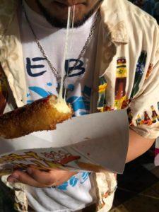 毎年恒例の姫路ゆかたまつりで、 食べ飲み歩きする件