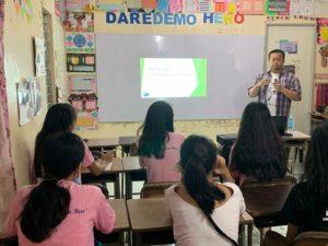 フィリピンの子どもたちに、職業の選択肢を広げるセミナーをしてきた件