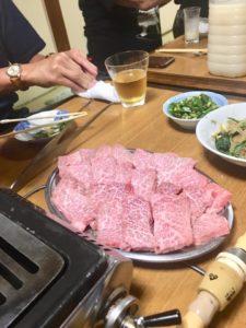 焼肉を食べに京都まで来た件