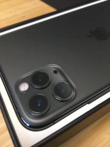 iPhone11 Pro MAXが届いた件