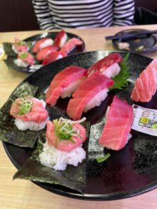 スシローで、名高い寿司職人たちが合格とジャッジした寿司を頂く件