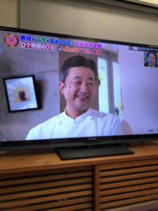 何度もお見かけしたお顔がテレビに出てた件