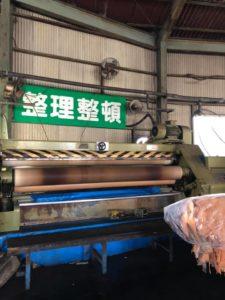 革の工場と工房に行く件