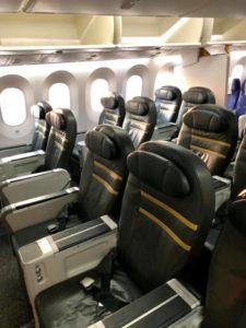 スクート航空のビジネスクラスの感想を投稿する件