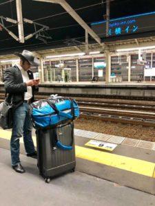 忘年会があるので京都に行く件